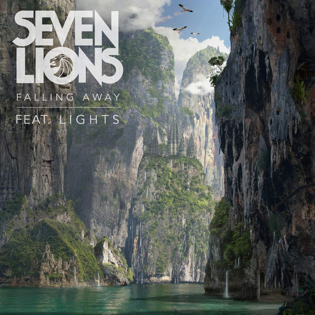 Seven Lions Feat. Lights - Falling Away